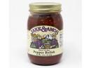Jake & Amos J&A Sweet & Hot Pepper Relish 12/16oz, 445435