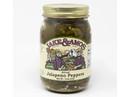 Jake & Amos J&A Sliced Jalapeno Peppers 12/16oz, 445443