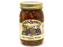 Jake & Amos J&A Sweet & Hot Pepper Strips 12/16oz, 445445