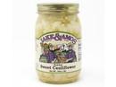 Jake & Amos J&A Pickled Sweet Cauliflower 12/16oz, 445456
