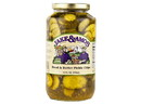 Jake & Amos J&A Bread & Butter Pickle Chips 12/32oz, 445527
