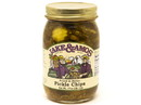 Jake & Amos J&A Bread & Butter Pickle Chips 12/16oz, 445535