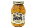 Jake & Amos J&A Peach Halves 12/33oz, 445950