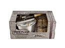 Amish Country Popcorn Popper Gift Set with Variety Popcorn 1ea, 496808