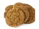 Bulk Foods Ginger Snaps 25lb, 532112