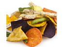 Imported Crisp Vegetable Chips 6/3lb, 545211