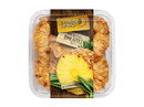 Nutty & Fruity Dried Pineapple Rings, 100% Natural 7/4.5oz, 559635