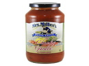 Mrs. Miller's Chunky Garden Pasta Sauce 6/25.5oz, 571201