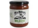 Mrs. Miller's Mild Chunky Salsa 12/16oz, 571300