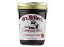 Mrs. Miller's Cranberry Jelly 12/9oz, 571395