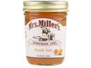 Mrs. Miller's Peach Jam 12/9oz, 571456