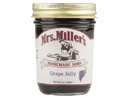 Mrs. Miller's Grape Jelly 12/9oz, 571472