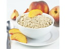 Bulk Foods Natural Peaches & Cream Oatmeal 10lb, 576020