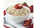 Bulk Foods Natural Strawberry & Cream Oatmeal 10lb, 576025