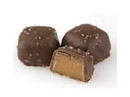 Asher's Milk Chocolate Sea Salt Caramels, Sugar Free 6lb, 601770