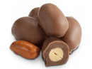 Albanese Milk Chocolate Double Dipped Peanuts 10lb, 628401