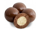 Albanese Milk Chocolate Triple Dip Malt Balls 10lb, 628407
