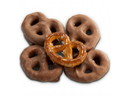 Albanese Milk Chocolate Covered Mini Pretzels 10lb, 628436