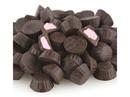 Dutch Valley Mini Dark Chocolate Raspberry Cups 10lb, 640110