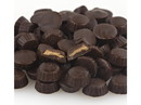 Mini Dark Chocolate Peanut Butter Cups 10lb, 640115