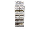 Giannios Candy Giannios Metal Candy Rack 1ct, 643200