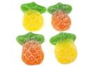 Vidal Gummi Sour Pineapples 12/2.2lb, 754195