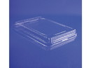 HFA 1/4 Sheet Dome Lid (Low) 100ct, 814036
