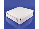 Southern Champion 10x10x2.5 White Bakery Box Lock Corner 250ct, 817304