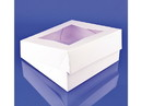 Southern Champion 9x9x2.5 Plain Window Box 200ct, 817513