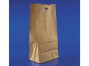 Duro Bag Brown Paper Bags 8 lb 6.25x4x12.5 500ct, 836190