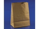 Duro Bag 1/8 Brown Paper Bags 50lb, 10.5x6.5x14 500ct, 836199