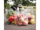 "Elkay Plastics 200 Loop Handle  6 3/4"" x4 3/4""x 8 1/2"" x 4 3/4"" Fruit/Veggie Bags, 836300"