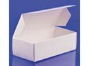 Simplex Paper Box White 1/2lb Candy Box - 1pc 250ct, 838004