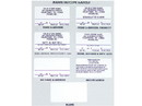 Dutch Valley Name/Address/Recipe Labels 21ct/1 sheet, 852190