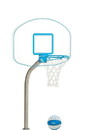 Dunn Rite DMB190 Clear Hoop Jr. with 1.90 Post - no anchors (14