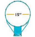 Dunn Rite RIM275 Jr. Hoop Stainless 15 in