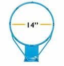 Dunn Rite RIM900 Clear Hoop Jr. Stainless 14 in