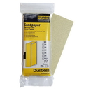 Dustless 54401 Turbo Drywall Sandpaper 80 Grit, 5 Pack