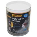 Dustless D2248 DustBubble Drilling Shroud Industrial Strength, 250 Pack