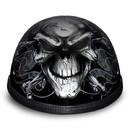 Daytona Helmets 6002CB Eagle- W/ Cross Bones