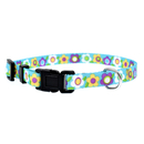 Customized Pet Collars Polyester Heat Transfer Printed Logo, 10