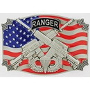 Eagle Emblems B0110 Buckle-Army, Ranger (3-1/8