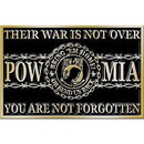 Eagle Emblems B0134 Buckle-Pow*Mia, Their War (3-1/4