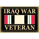 Eagle Emblems B0139 Buckle-Op.Iraqi Freedom (3-1/2