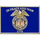 Eagle Emblems B0150 Buckle-Merchant Marine (3-1/8