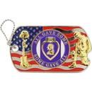 Eagle Emblems B0161 Buckle-Purple Heart, All (3-1/4