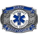 Eagle Emblems B0182 Buckle-Ems First Response (3-1/8
