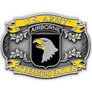 Eagle Emblems B0186 Buckle-Army, 101St A/B (3-1/8