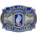 Eagle Emblems B0192 Buckle-Army, 173Rd A/B (3-1/8