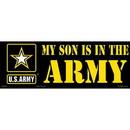 Eagle Emblems BM0042 Sticker-Army My Son (3-1/2